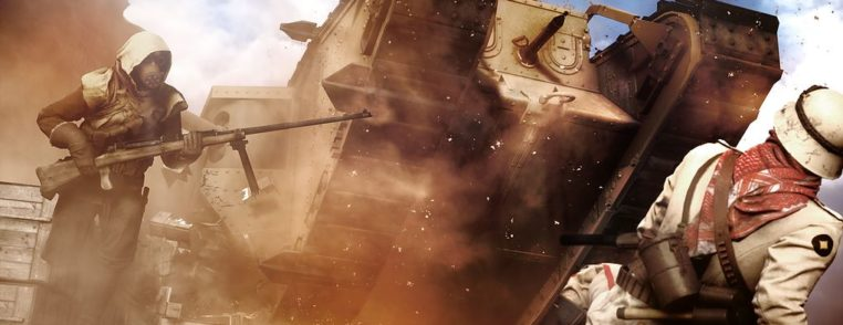 First Battlefield 1 DLC Map Detailed