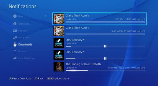 PS4 Jailbreak 4.01 CFW